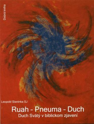 Ruah-Pneuma-Duch, Duch Svätý v biblickom zjavení [E-kniha]
